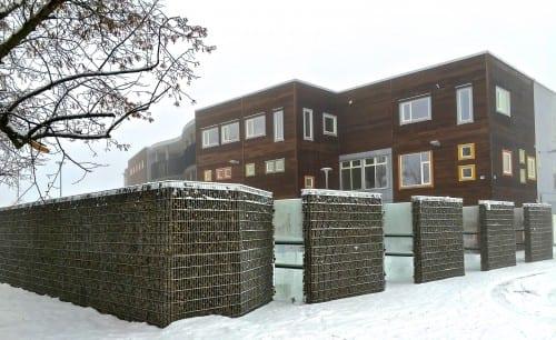 ECCOfence rundt barnehage i Oslo
